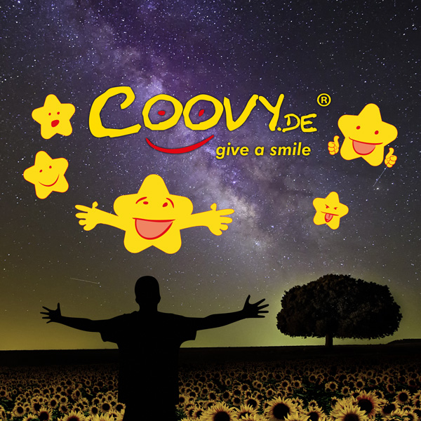 Coovy ®  - give a smile