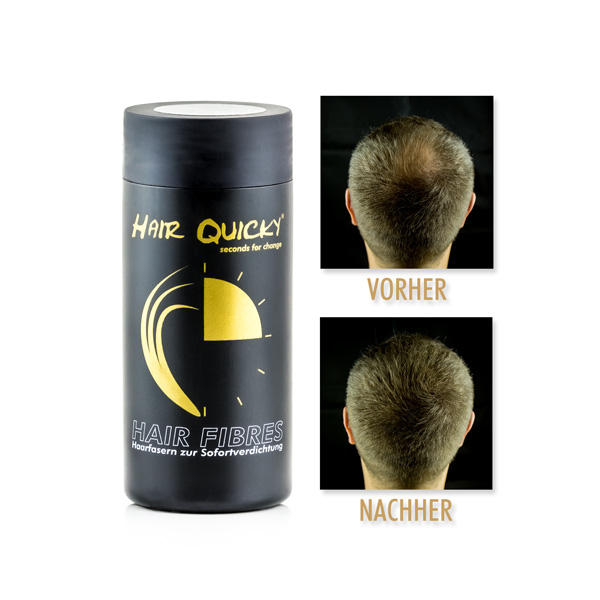 Hair Quicky ®  - seconds for change