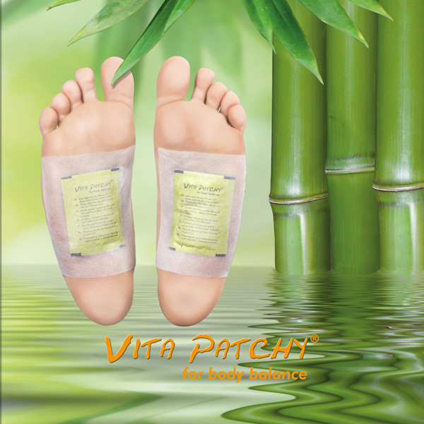 Vita Patchy ®  - for body balance
